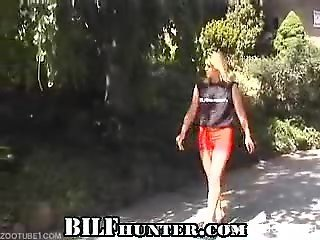 Blonde with fine pussy using snake for masturbation